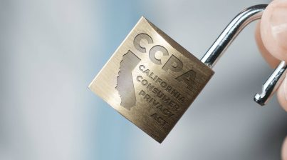 California Consumer Privacy Act Compliance Requirement