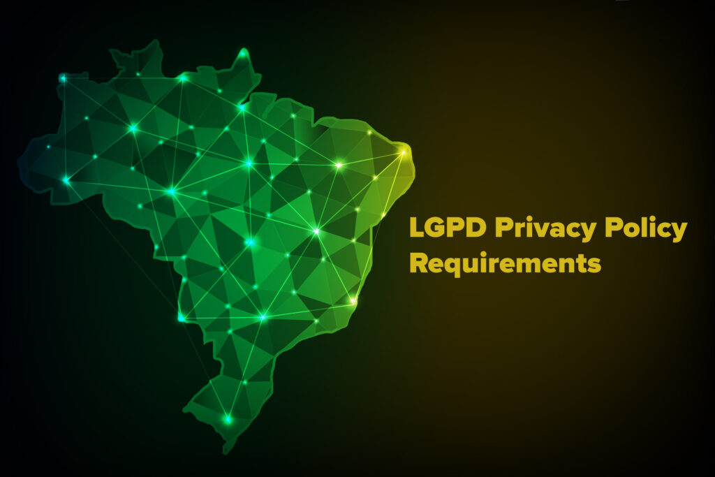 Everything You Need To Know About LGPD Privacy Policy Requirements