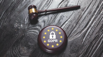 Complaint file in GDPR for a misleading cookie banner